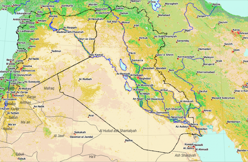 140611_Iraq_cities+landcover